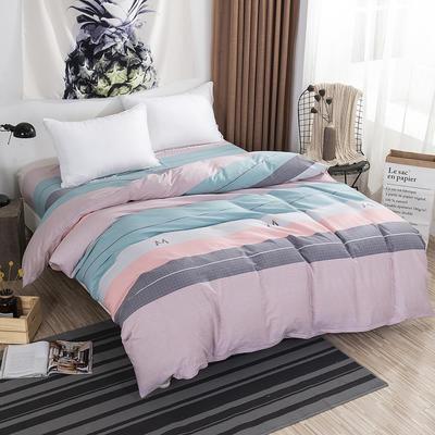 2019NEW纯棉40支12868全棉斜纹单品被套单件被罩30色(4个尺码) 配1.5X2.0米被芯使用 瑞思哲