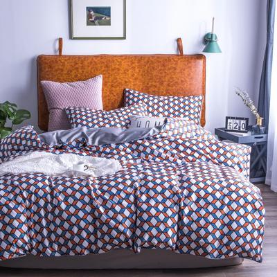 2019新款-60支长绒棉数码印花四件套 1.5m(5英尺)床 艾迪蒙脱
