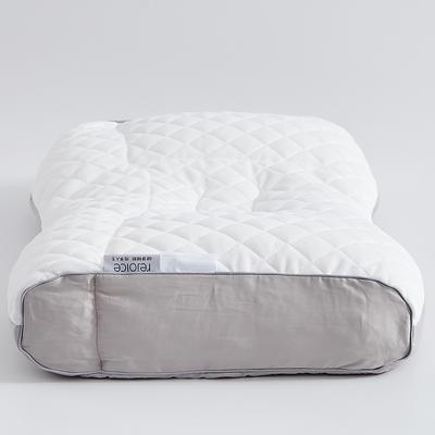 2019新款可调节舒眠软管枕53*43*9 白色