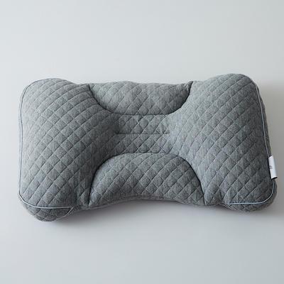 2019新款PE可调节软管枕43*63 灰色