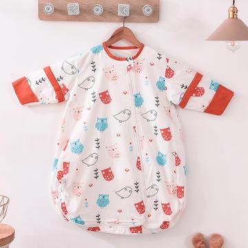 2019新款春夏立体可脱袖婴童儿童睡袋
