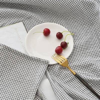 2020三层全棉纱布毯子 150*200cm 白色
