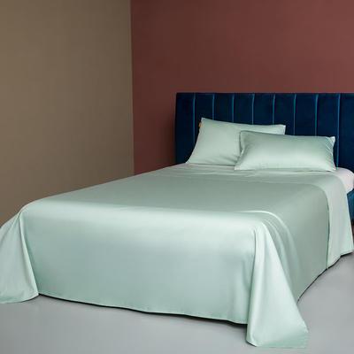 2020新款60支床单 180cmx245cm 艾草绿