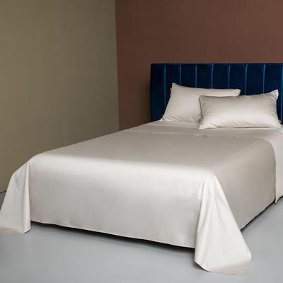 2020新款60支床单 220cmx245cm 浅米色