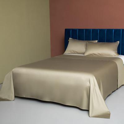 2020新款60支床单 180cmx245cm 咸菜绿