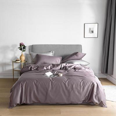 2020新款60支四件套 1.2m床单款三件套 典雅紫