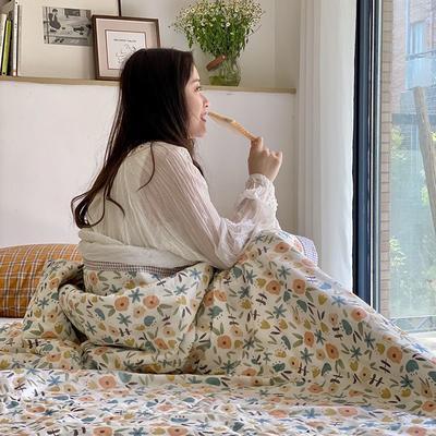 2020年新款全棉棉花驱蚊夏被 150*200 cm单夏被 夏之语