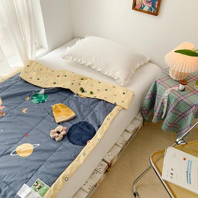 2020新款全棉驅蚊兒童棉花夏被 110*150cm單夏被 小王子