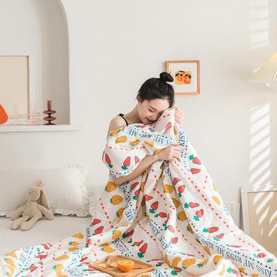 2020新款全棉印花夏被 150x200cm 波西米亚