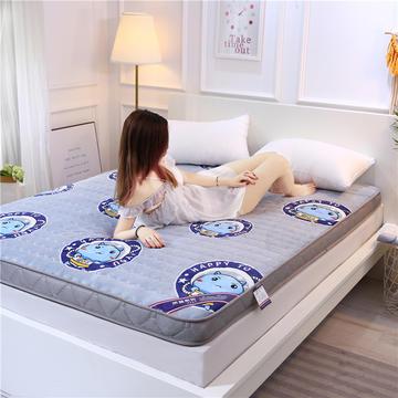 2020新款牛奶绒立体床垫