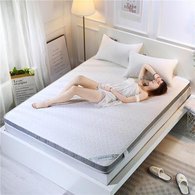 2019新款乳胶加厚立体床垫 90×200 乳胶白色(6公分)