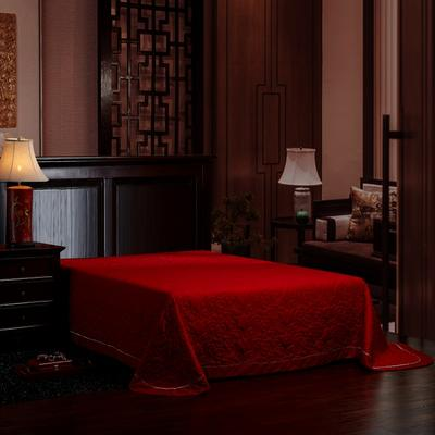 床旗 床单 床盖 床裙 双人枕 自定义 加厚棉床盖2.5*2.7