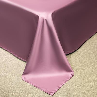 单床单&单床笠 245*250cm床单 葡萄紫