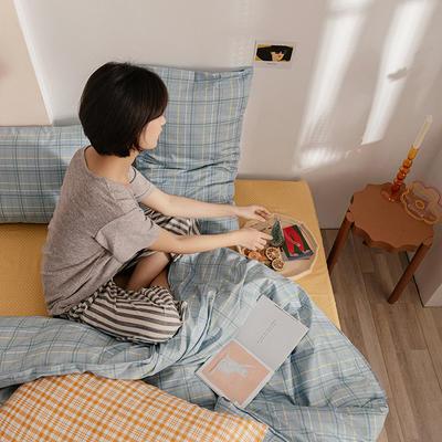 2020新款简约全棉13372系列单床单 230cmx250cm 天际线