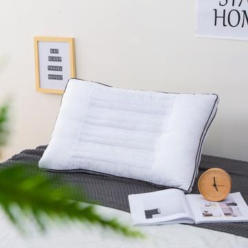 2019新款蚕丝决明子枕 枕头枕芯 护颈枕 决明子枕 蚕丝枕 硬枕
