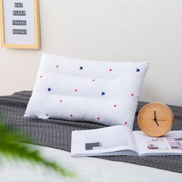 2019新款米奇儿童枕1 枕头枕芯 幼儿园枕芯 学生枕芯 低枕矮枕 护颈枕全棉枕芯