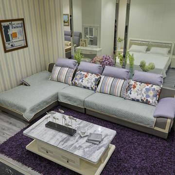 2019新款-彩棉沙发垫