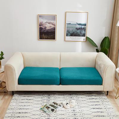 2020新款-玉米绒沙发笠 加大单人 翡翠绿