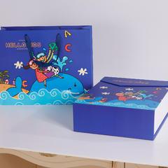 宁好家纺礼盒包装 儿童礼盒