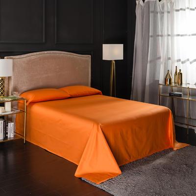 【68】纯色单床单 250cmx200cm 爱马仕橙
