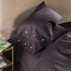 【68】纯色枕套 48cmX74cm 金榈棕