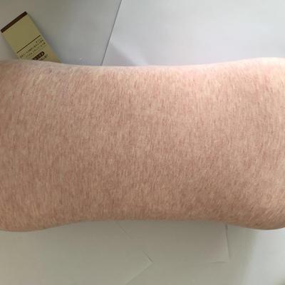 2019新款电话枕 麻粉 20*40cm