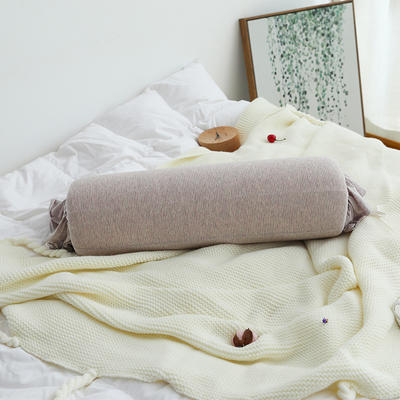 2019新款糖果枕 粉直径18*60cm