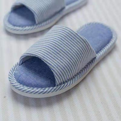 2019新品半托 女鞋底-260 女士 蓝条