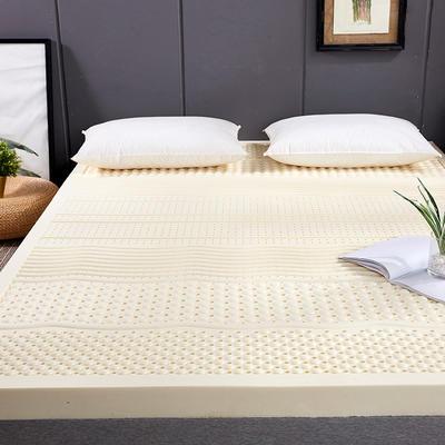 2020新款泰国天然乳胶床垫含内外套可拆洗 90*200 按摩款(7.5cm)