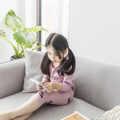 2019新款-家居服儿童款 100码 糖果米幺