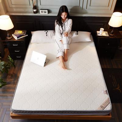 2019新款水晶绒海绵床垫 0.9*2.0m 水晶绒白色7cm