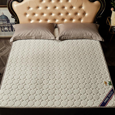 2020新款乳膠床褥 0.9米 初戀-白