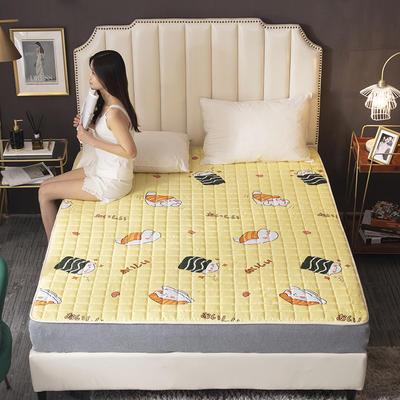 2020新款-磨毛四季床垫(1) 90*200 寿司