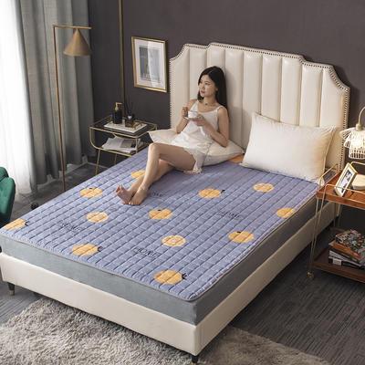 2020新款-磨毛四季床垫(2) 150*200 小桔子