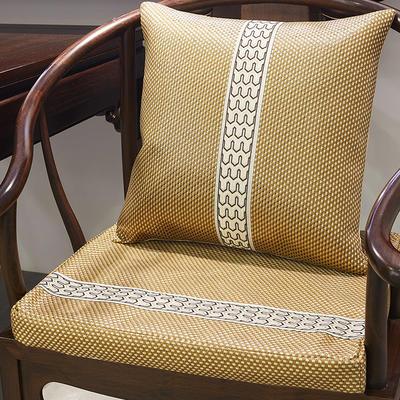 2020-冰藤中式沙发垫终版 45*50*5 冰藤帝王黄椅垫