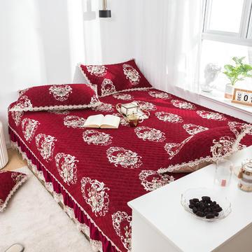 美优兰家纺 榻榻米床单床垫软垫防滑床盖单件夹棉大炕垫 定制
