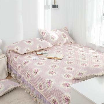 美优兰 榻榻米床单炕套罩北欧床垫软垫防滑床盖单件夹棉大炕垫