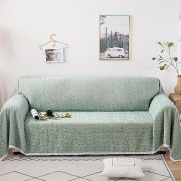 2020新款全盖式雪尼尔沙发巾/沙发套/沙发垫