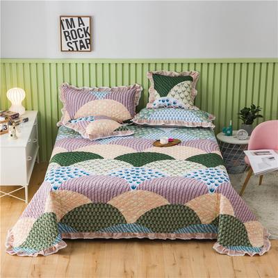 2021全棉床盖系列-床盖 150cmx230cm 伯尼