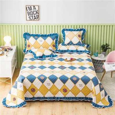 2021全棉床盖系列-床盖 150cmx230cm 梵克