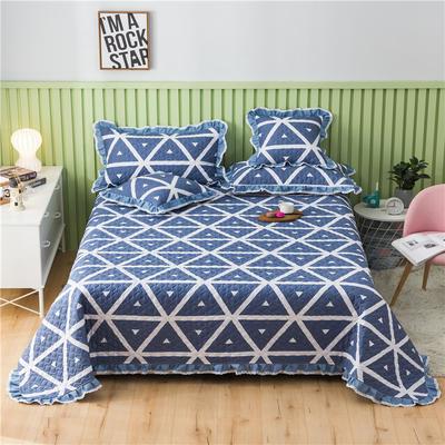2021全棉床盖系列-床盖 150cmx230cm 米格