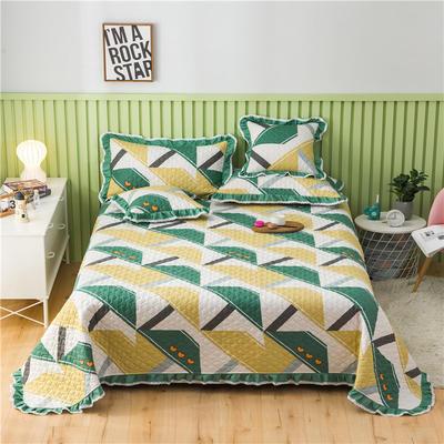 2021全棉床盖系列-床盖 150cmx230cm 威廉