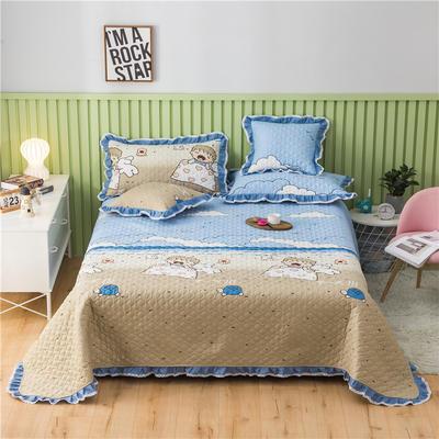 2021全棉床盖系列-床盖 150cmx230cm 夏威夷