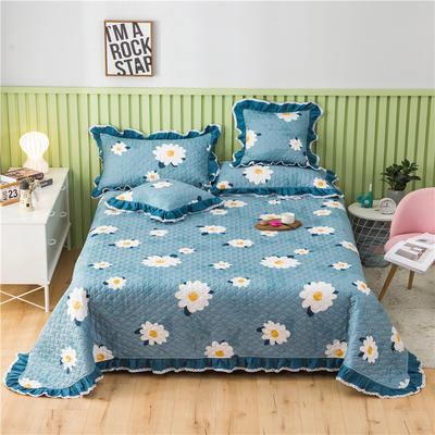 2021全棉床盖系列-床盖 150cmx230cm 向阳花