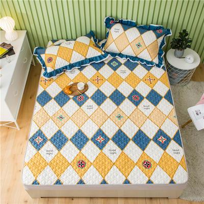 2021全棉床盖系列 -床护垫 120*200 梵克