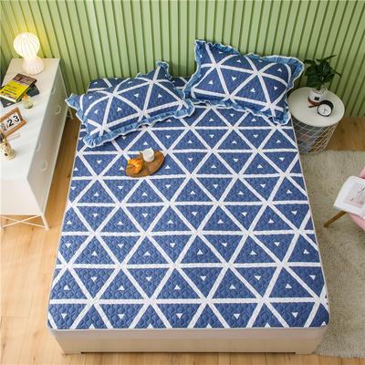 2021全棉床盖系列 -床护垫 120*200 米格