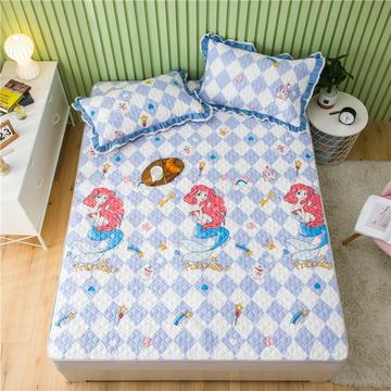 2021全棉床盖系列 -床护垫