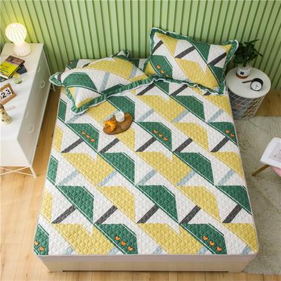 2021全棉床盖系列 -床护垫 120*200 威廉