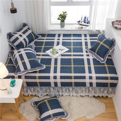 2021全棉床盖系列--榻榻米 215cm+20边*230 宝利格