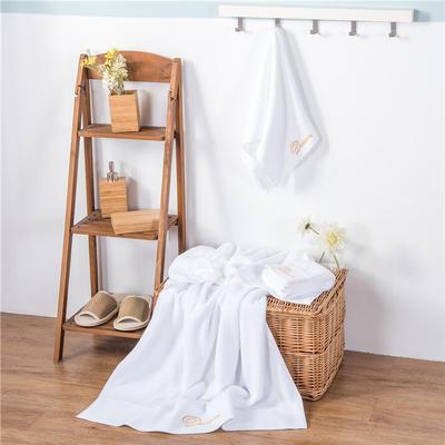 2019新款毛浴巾三件套 魅力